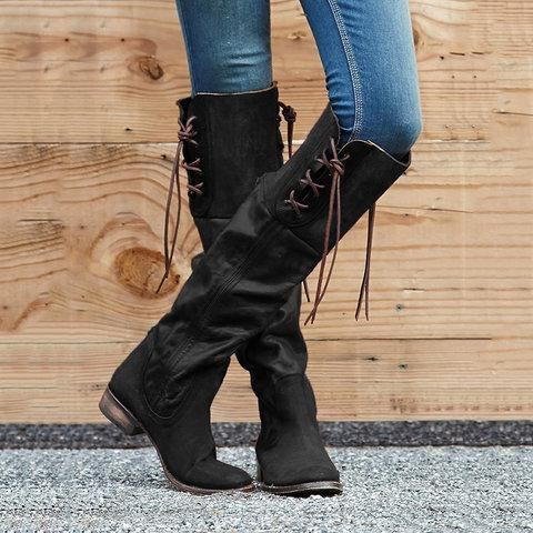 Hot Sale Women's Knee High Boot