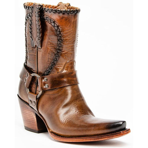 Autumn and winter new brown women's boots