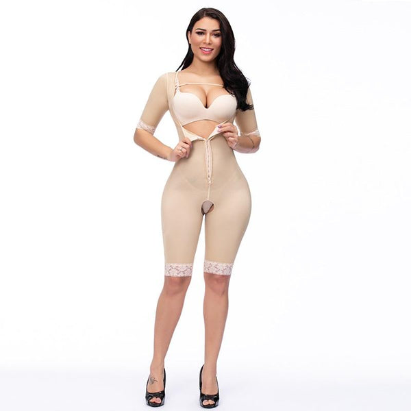 Women's tight hips and abdomen shapers