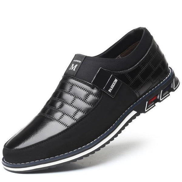 HIGH QUALITY MEN LUXURY BRAND CASUAL SHOES