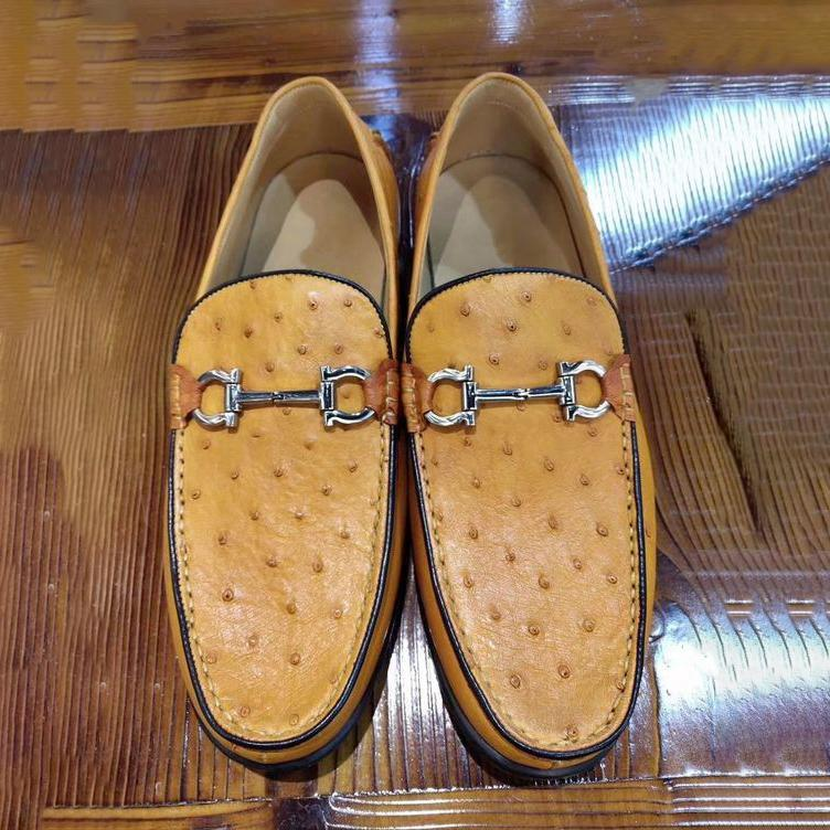 Men's Handmade Casual Shoes