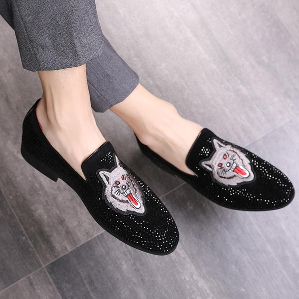 Tiger Loafer Shoes