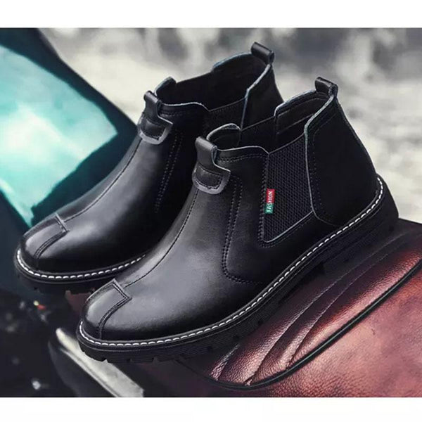Autumn and winter new high-top men's shoes Martin boots