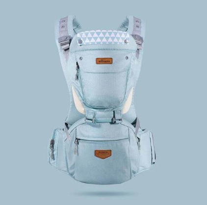 SUNVENO™ Ergonomic Baby Carrier (6 IN 1)