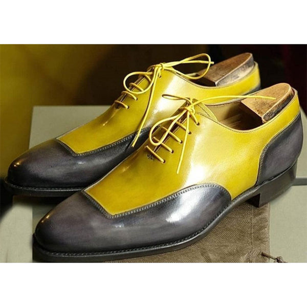2020 New Arriving Men's Leather Dress Shoes