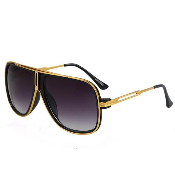 Fashion Luxury Brand Designer UV400 Gradient Sunglasses