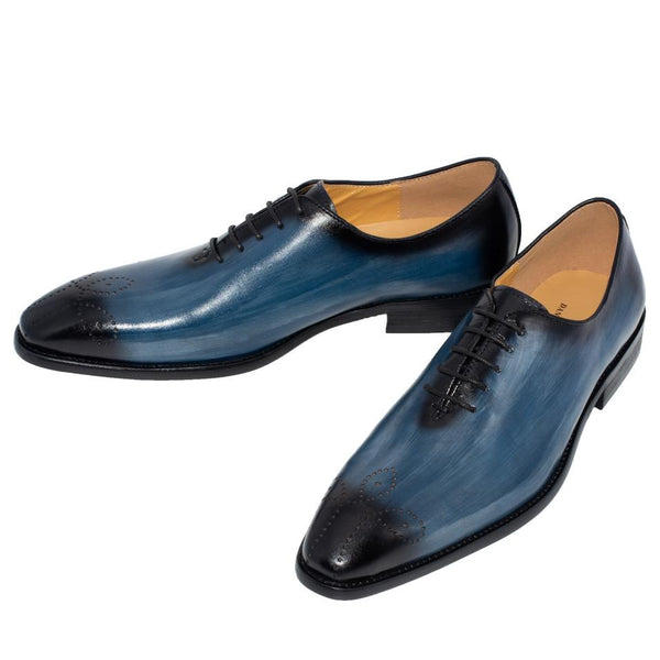 Handmade Men Genuine Leather Dress Shoes