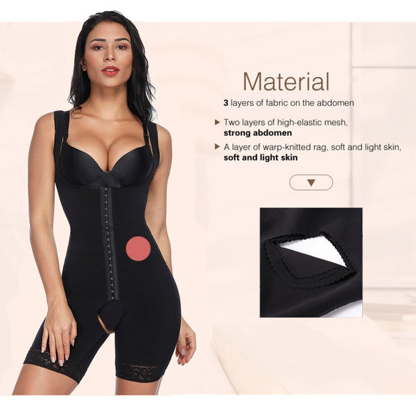 Modeling Belt Waist Trainer Full Body Shaper