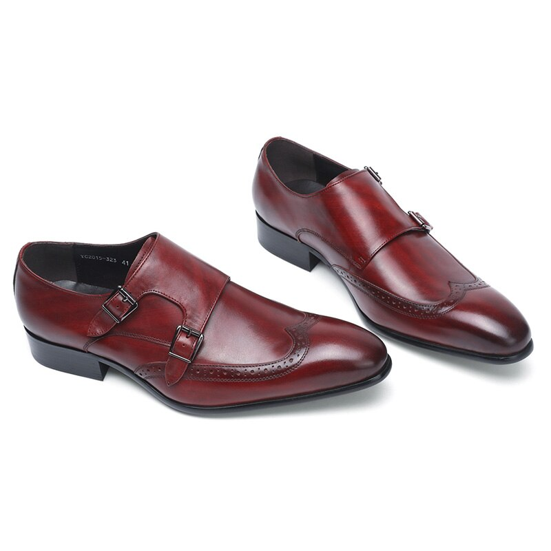 High Quality Genuine Leather Shoes