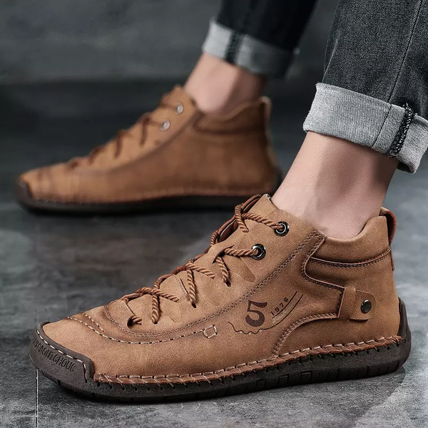 Fashion men's handmade casual shoes