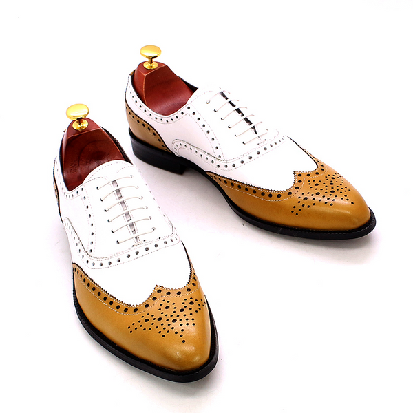 New Arriving Qualified Leather Dress Shoes