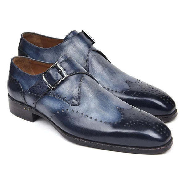 Flat Heel With Buckles Dress Shoes