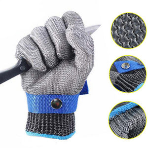 Safety 100% Stainless Steel High quality Butcher Protect Glove