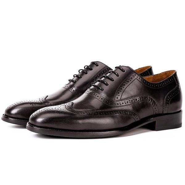 Dress Shoes  - Luxury Designer Brogue Dress Shoes