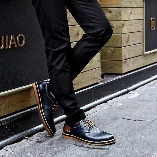Casual Men Oxford Shoes