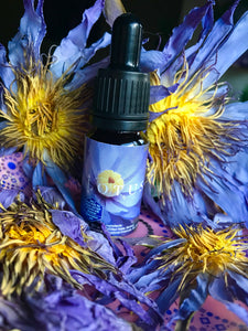Blue Lotus Essence Alchemical Remedy