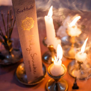 Gratitude Holy Smoke Eco Incense