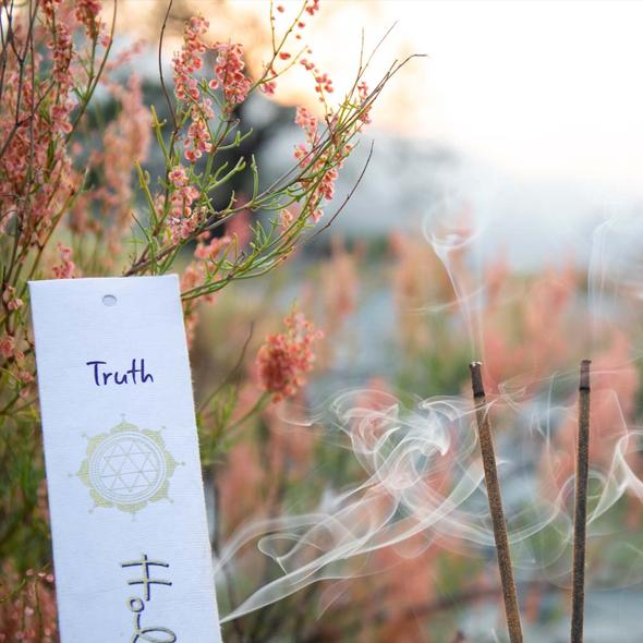 Truth Holy Smoke Eco Incense