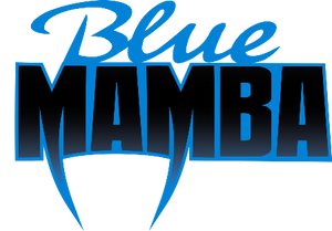 Blue Mamba by crypto.fashion