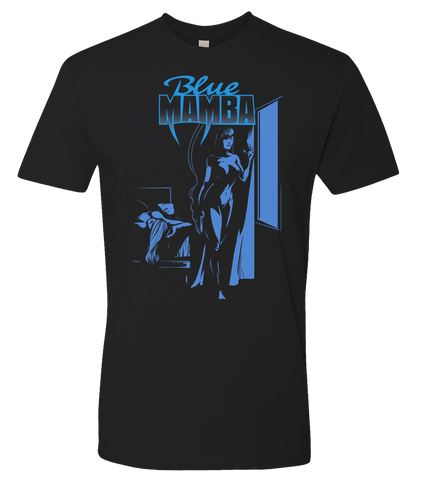Official Blue Mamba T-shirt
