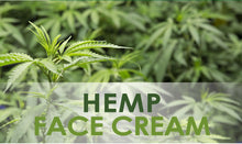 Load image into Gallery viewer, Organic Hemp Face Cream