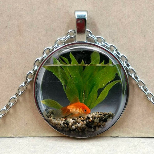 Aquarium Necklace