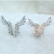 Load image into Gallery viewer, High Quality Rhinestone Earrings