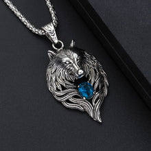 Load image into Gallery viewer, Aragorn Wolf Pendant