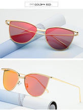 Load image into Gallery viewer, Fashion Vintage Sun Glasses