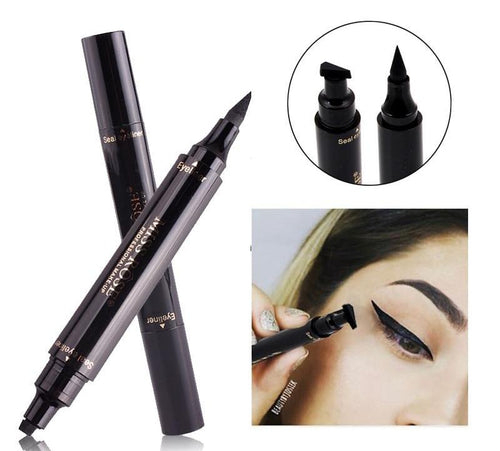Waterproof Double-ended Eyeliner Pencil
