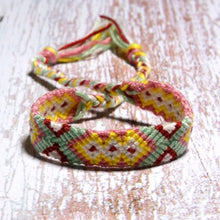 Load image into Gallery viewer, Hand Weave Charm Bracelet