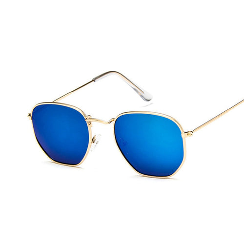 Polygonal Luxury Retro Sunglasses