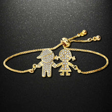 Load image into Gallery viewer, Mommy Charm Bracelet
