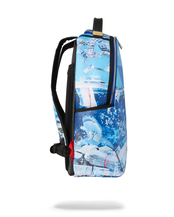 SPRAYGROUND - THE SHARK OF WALL STREET BACKPACK