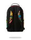 SPRAYGROUND - RICKY & MORTY GENIUS BACKPACK