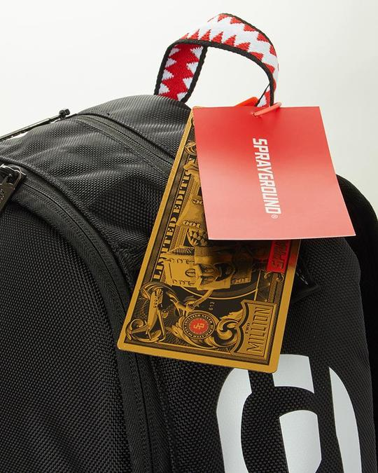 SPRAYGROUND - ZOMBIE MONEY HUNGRY DOLLARS BACKPACK