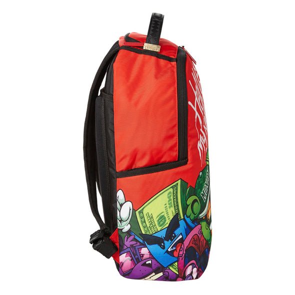 Sprayground - Da Bounce House Backpack