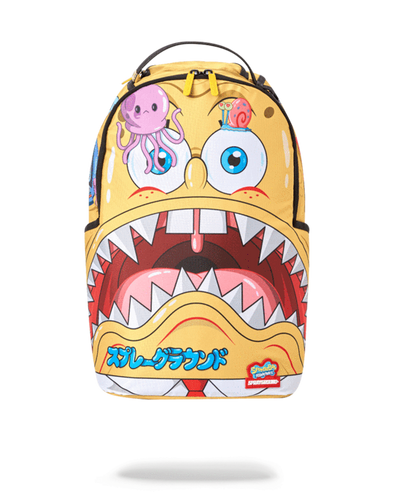SPRAYGROUND - SPONGEBOB JAPANIME BACKPACK