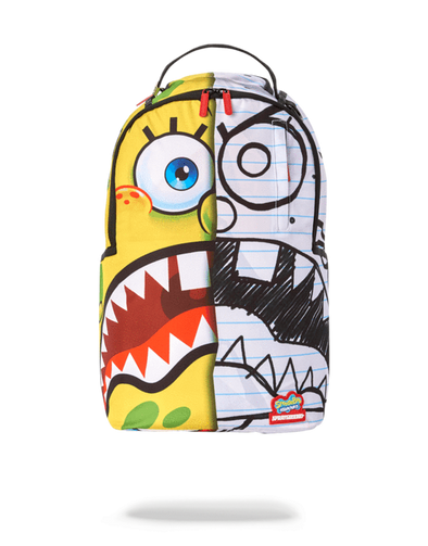 SPRAYGROUND - SPONGDOODLE BOB BACKPACK