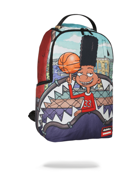 SPRAYGROUND - HEY ARNOLD GERALD SHARK BACKPACK