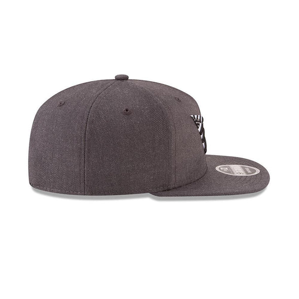 New Era Roc Nation Hat_Charcoal Grey