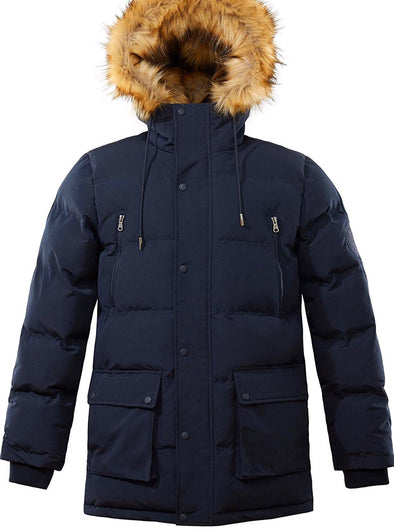 RICH COTTON JOSHUA MEN JACKET-NAVY