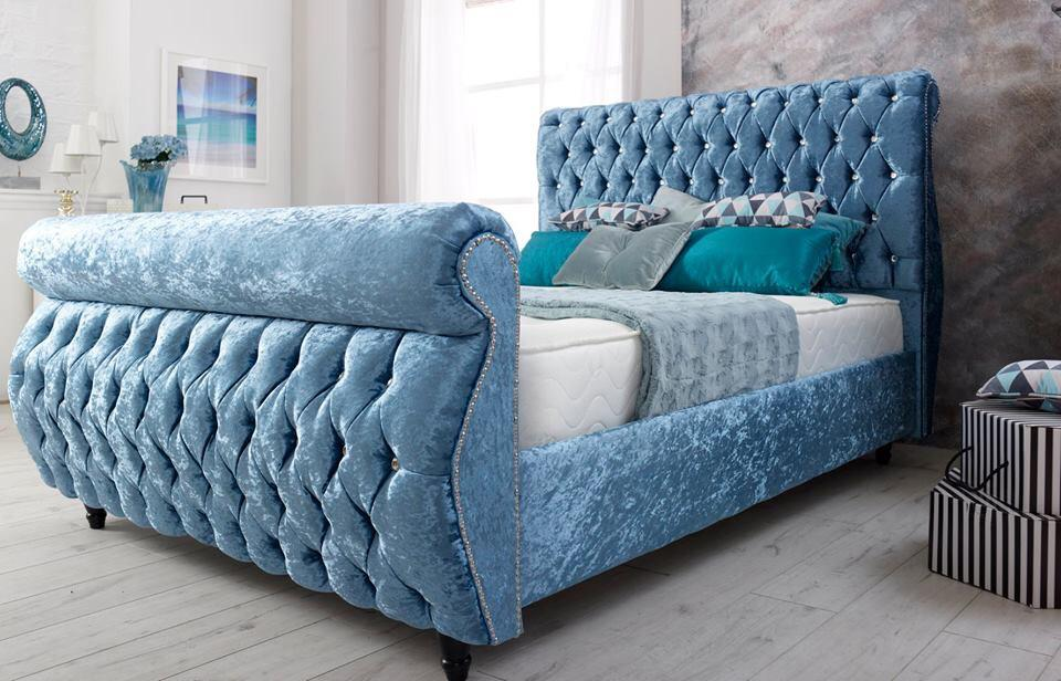 Finest Transformation of Sleigh Beds Reason of Bedrooms Elegance