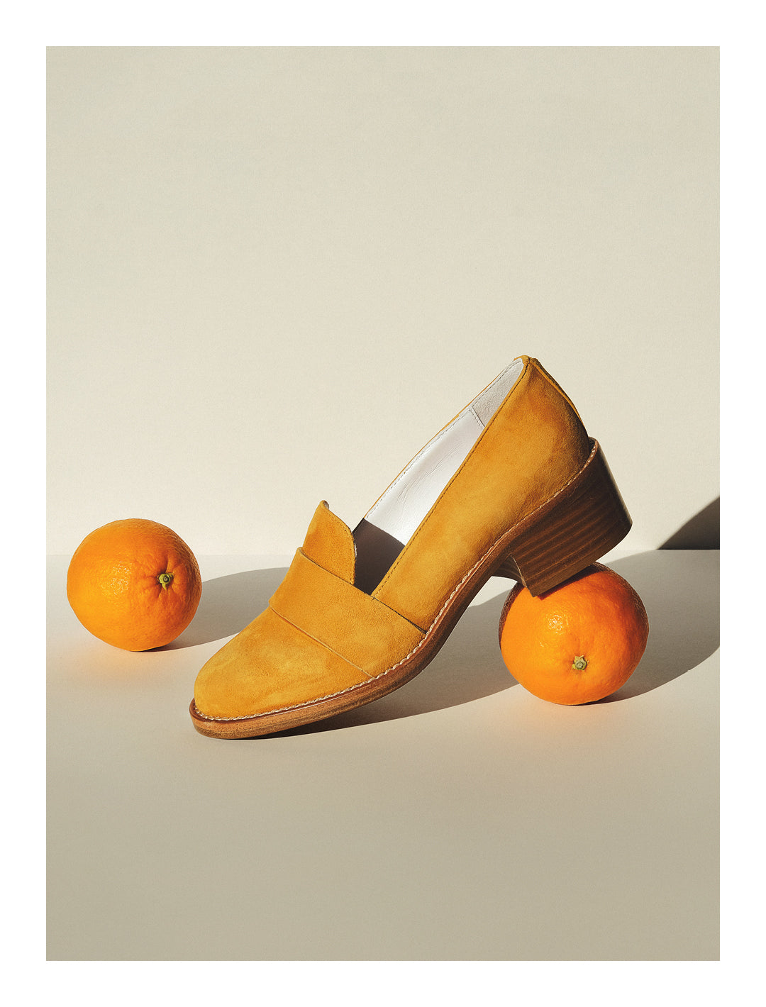 THE STAPLE LOAFER | HONEY