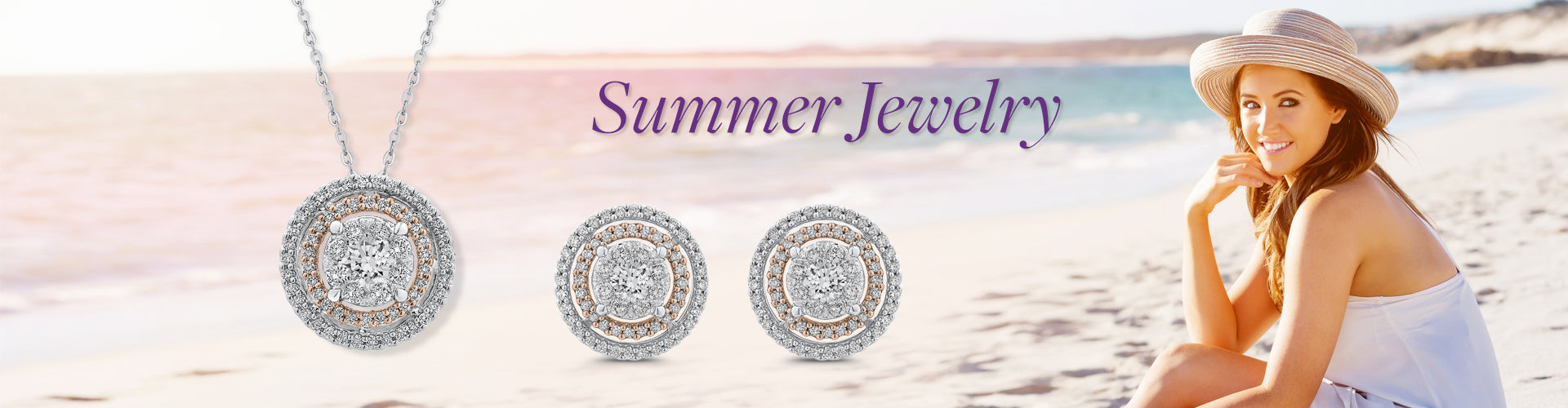 carizza summer jewelry collection necklaces rings bracelets