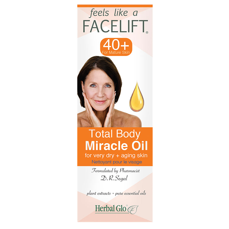 Feels Like a Facelift 40+ Total Body Miracle Oil - Very Dry & Aging Skin - 120ml