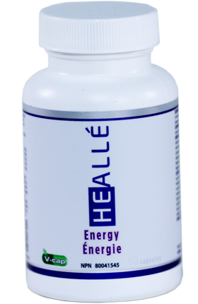 Energy by HEALLÉ 60 capsules