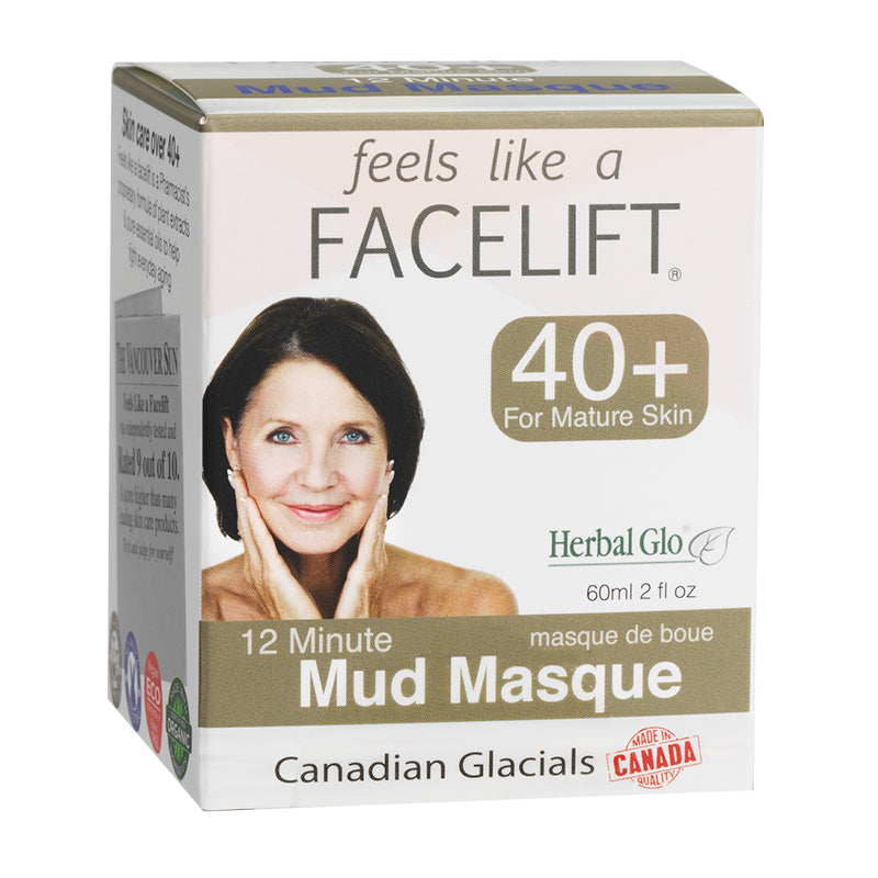 Feels Like a Facelift 40+ Mud Masque - 12 Minute - 60ml
