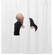 Load image into Gallery viewer, #MeToo Biden Shower Curtain