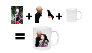 Custom #MeToo Biden Coffee Mug